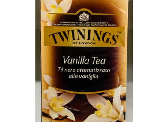 Tè Vaniglia Twinings (25 buste)