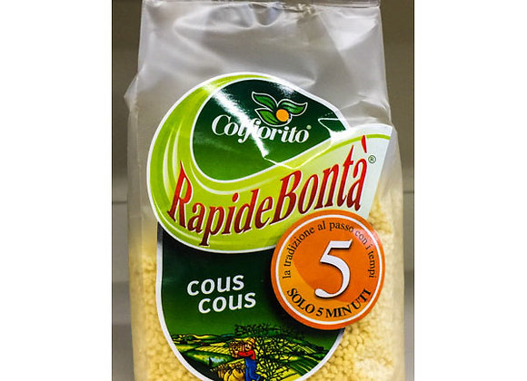 COUS COUS COLFIORITO 250 GR
