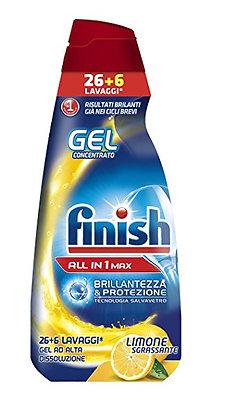 FINISH POWER GEL 650ML