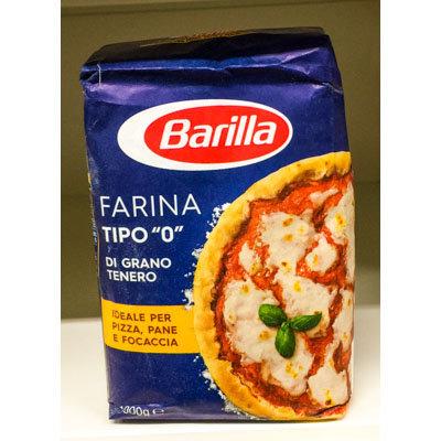 Farina di grano tenero BARILLA 1 Kg.