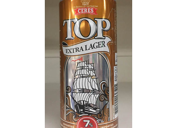Birra Ceres TOP extra lager
