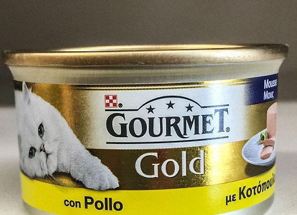 Gourmet Gold Pollo 85gr