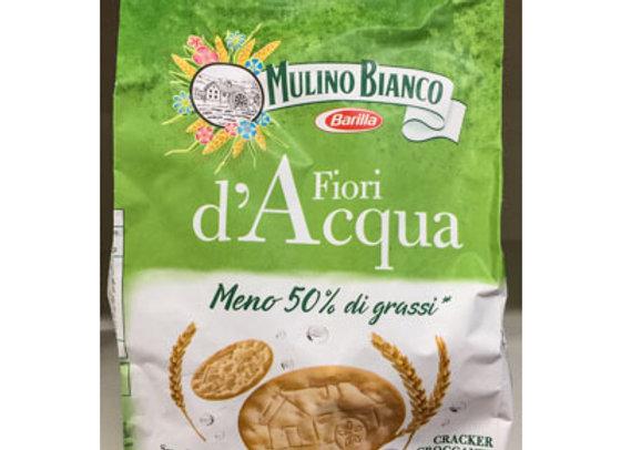 Crackers Fiori d'Acqua Mulino Bianco 250gr
