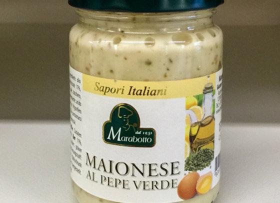 Maionese Pepe Verde Marabotto 130gr