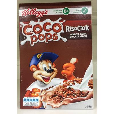 Coco Pops Kelloggs