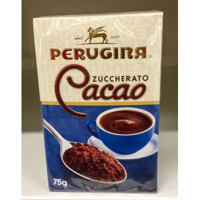 Cacao zuccherato PERUGINA 75 gr.