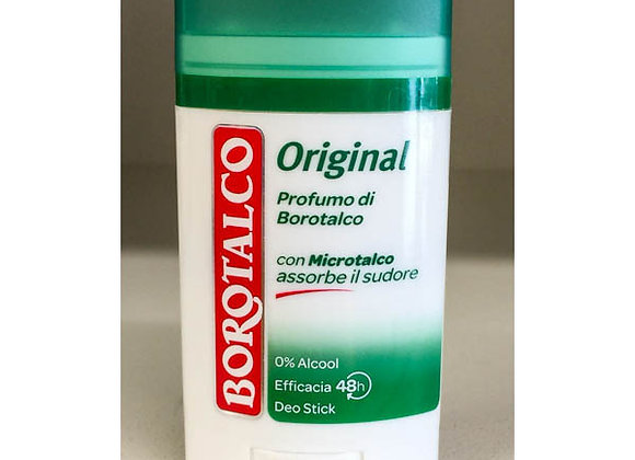 Deodorante Stick Borotalco