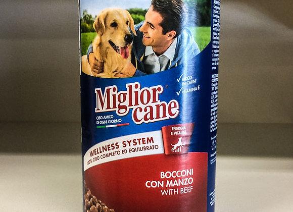 Bocconcini Manzo Miglior Cane 1,25kg