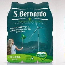 6 Acqua S.Bernardo Naturale
