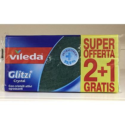 Spugne Glitzi VILEDA 2+1x
