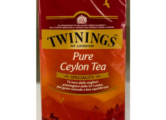Tè Ceylon Twinings (25 buste)