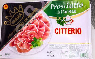PROS.CRUDO PARMA 70 GR CITTERIO