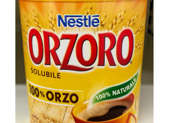 Orzoro Nestlé 120gr