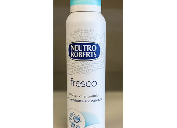 Deodorante Spray Neutro Roberts