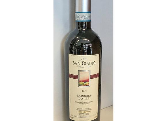 Barbera Alba San Biagio 75cl