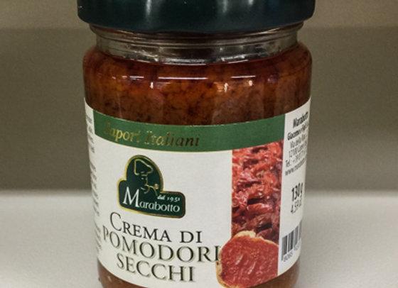 Crema Pomodori Secchi Marabotto 130gr