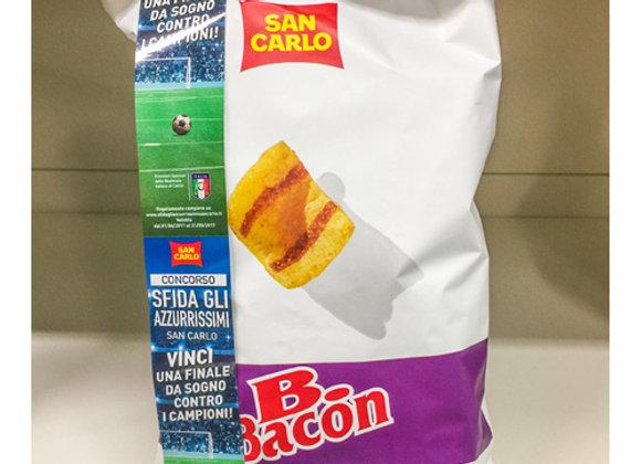 Patatine B-Bacon San Carlo 100gr