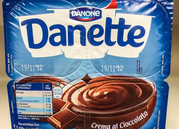4 Danette Cioccolato
