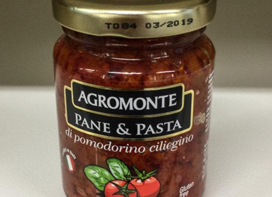 Salsa Pomodoro Ciliegino Agromonte 100gr