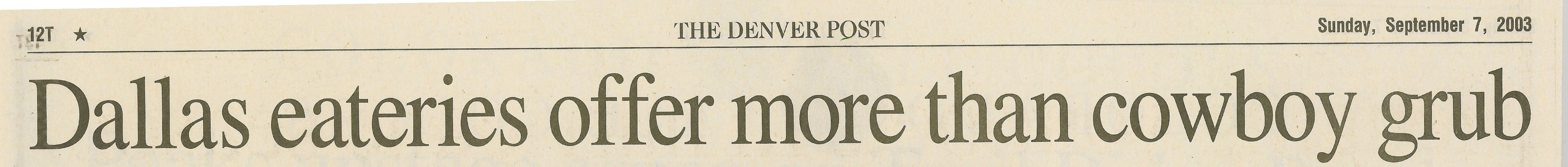 42 Denver Post Title 2