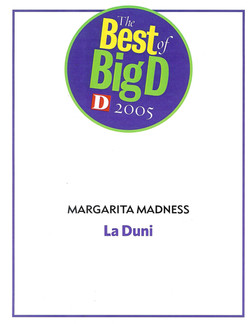 96 D Mag Best Margarita