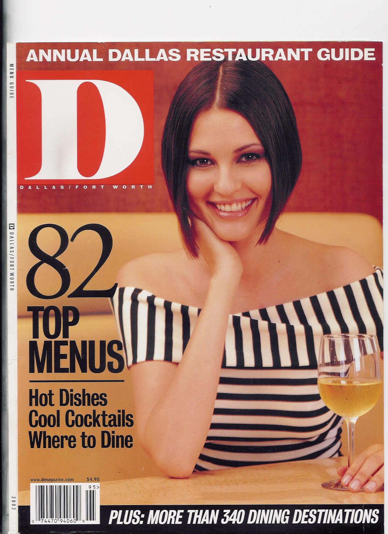 22 D Top Menus Cover