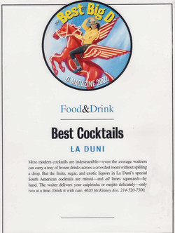 37 D Best Cocktails Award Fx