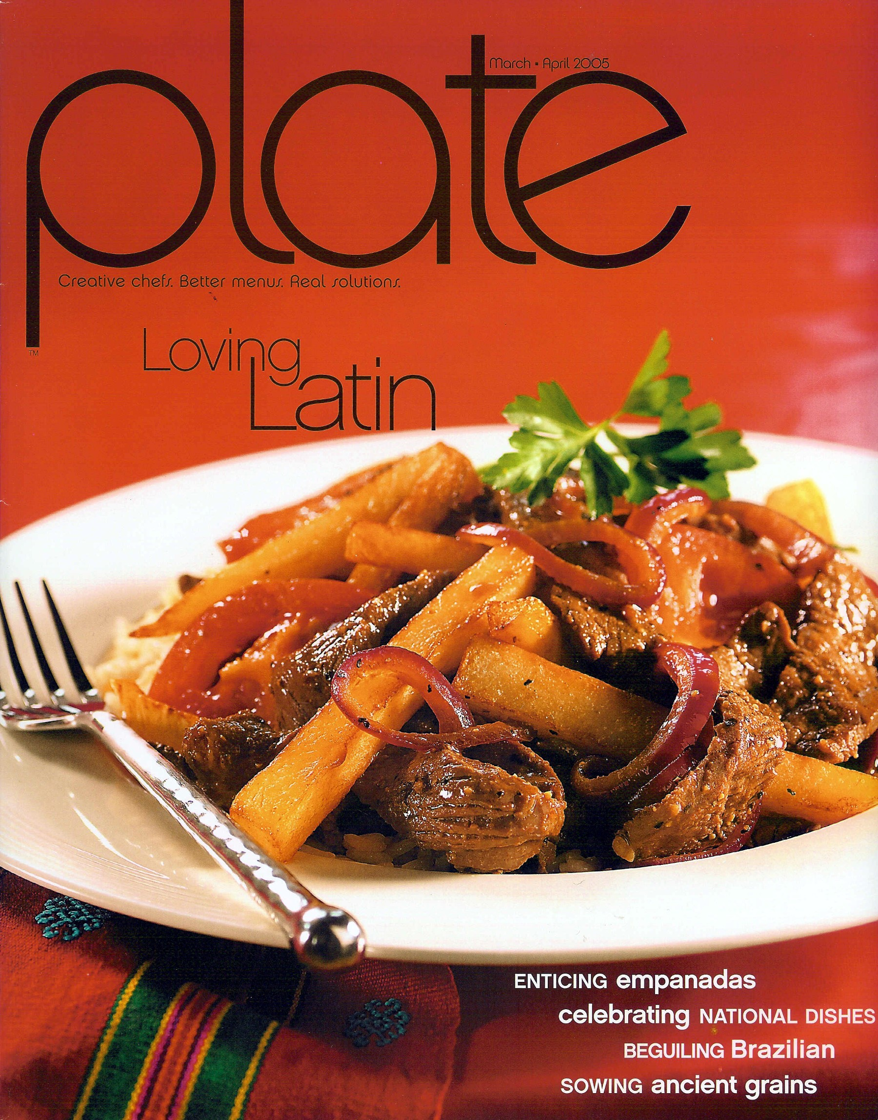 88 Plate Love Latin Cover