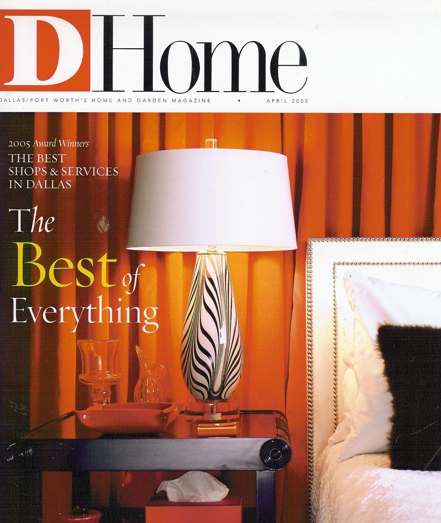 91 D Best of Everything cover May 05