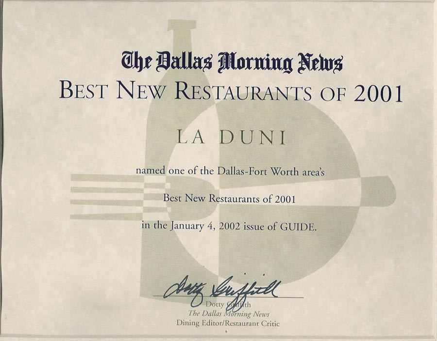 01 DMN Best Rest 2001 Award Fx