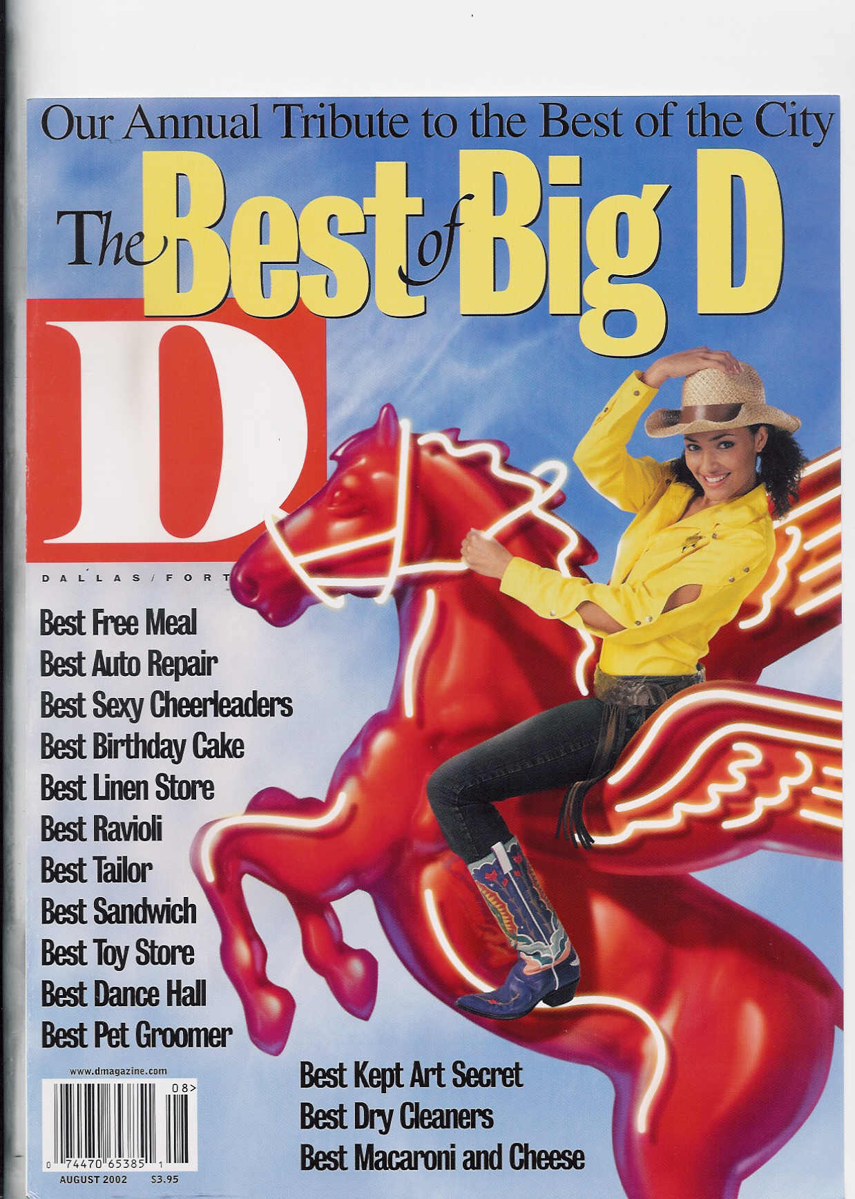 23 D Best of D 2002 Cover