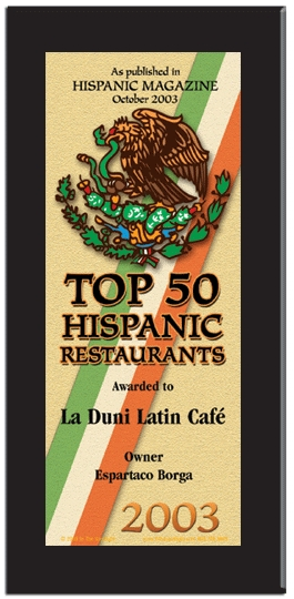 47 Hispanic Magazine Top 50