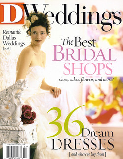 99 D Mag Weddings Cover Aug 05