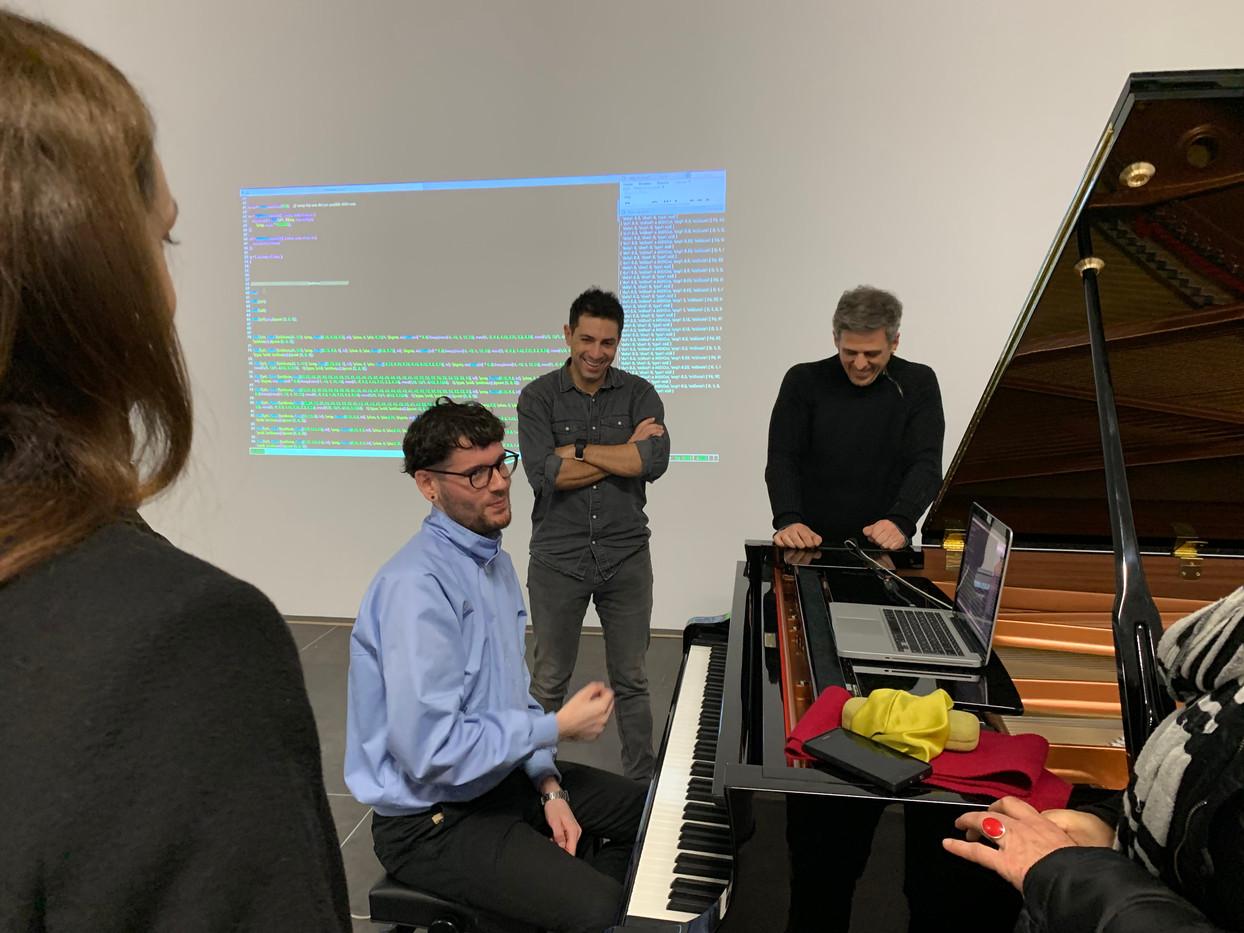 Piano Automático
