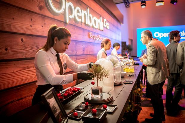 Evento Openbank 2018