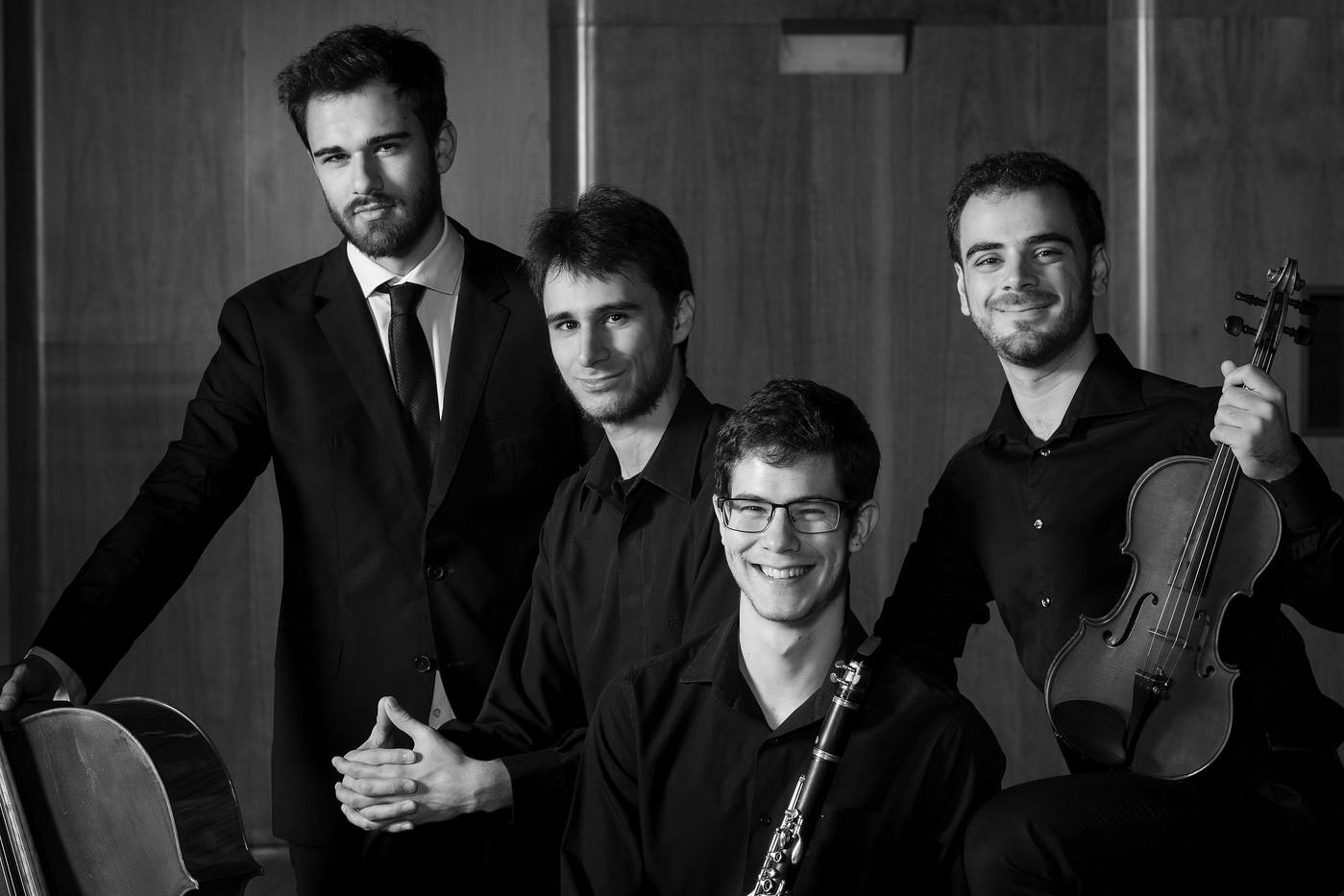 Concierto Messiaen. Grupo Contrastes