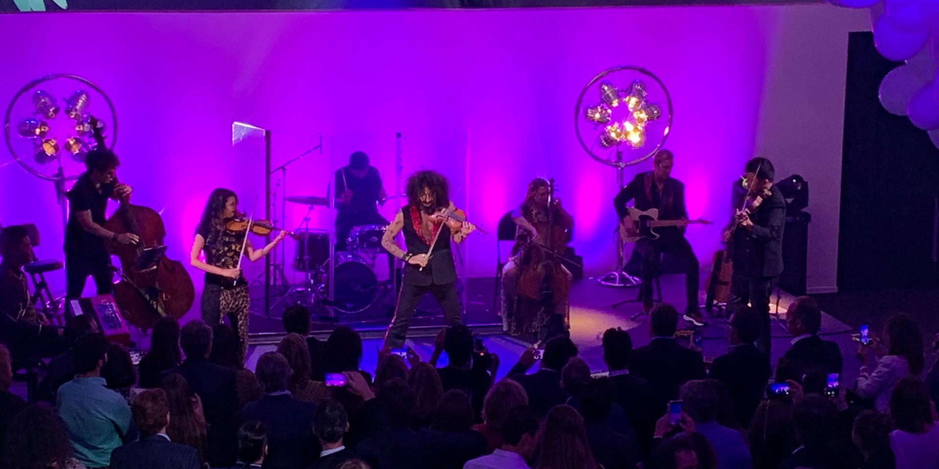 Presentación JUUL, concierto de Ara Malikian 2019