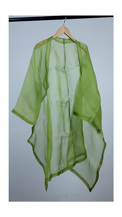 Aori seda verde