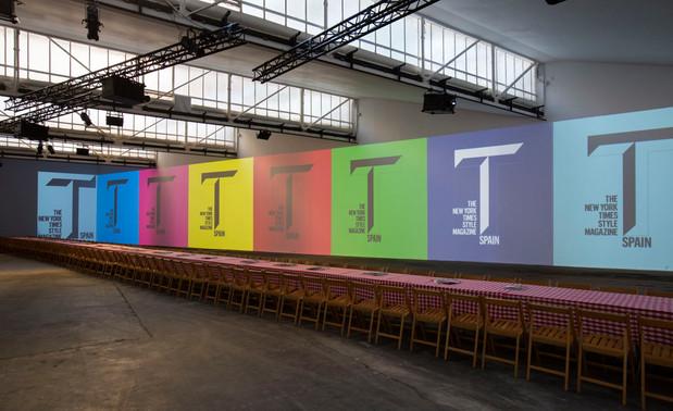 Evento Presentación  T Magazine 2017