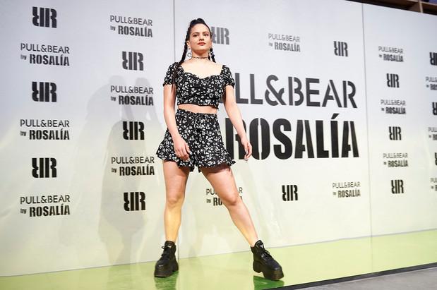 Rosalía X Pull&Bear, 2019