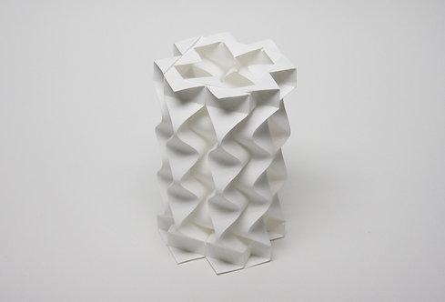Corrugated Column