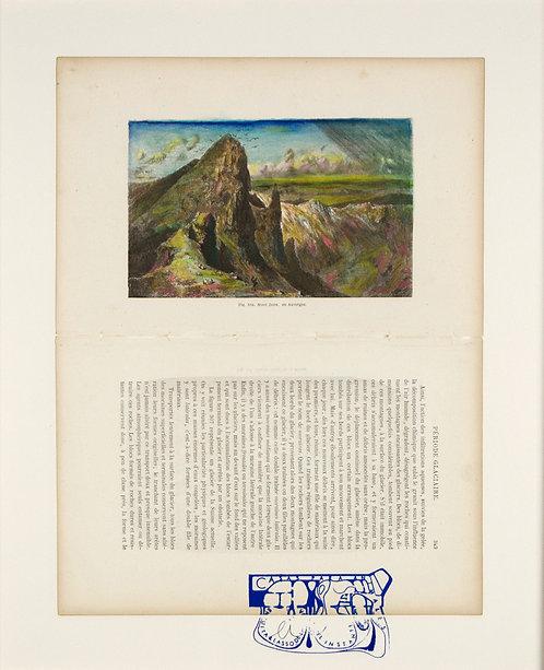 Fig.316 Mont Dore, en auvergne