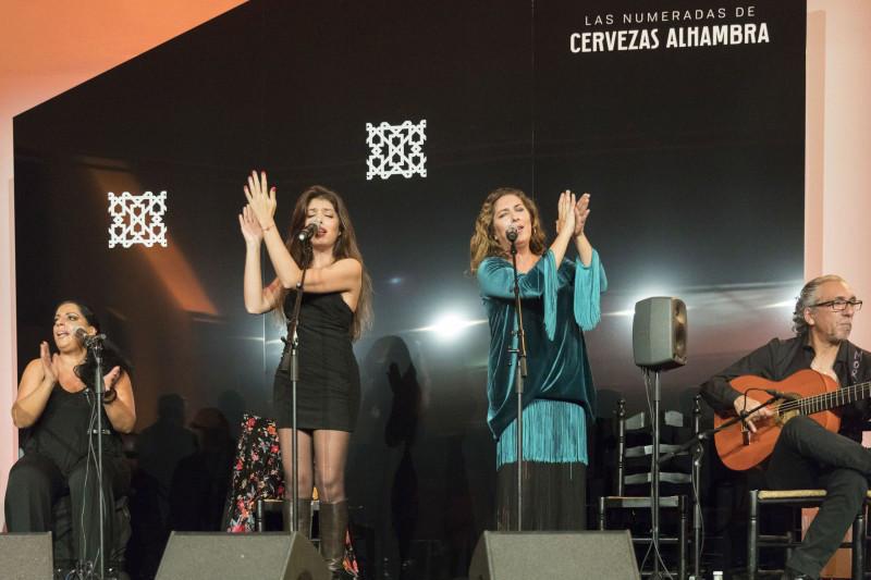 Concierto Estrella Morente. Evento Alhambra 2018
