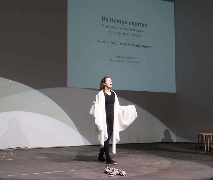 El Instante Fundación - Ágata Sánchez Duarte