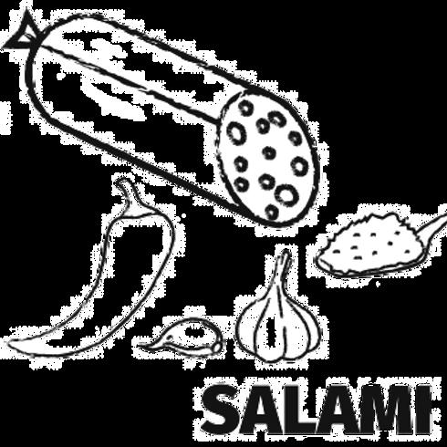 Chorizo Salami (230g)