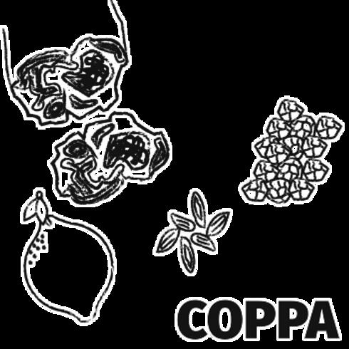Lemon, Fennel Seed, & Black Pepper Coppa (75g)