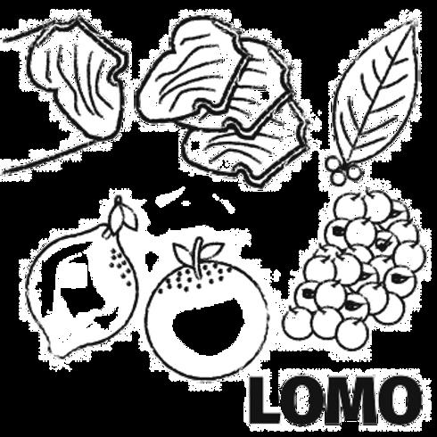 Orange, Pink Peppercorn & Bay Lomo (75g)