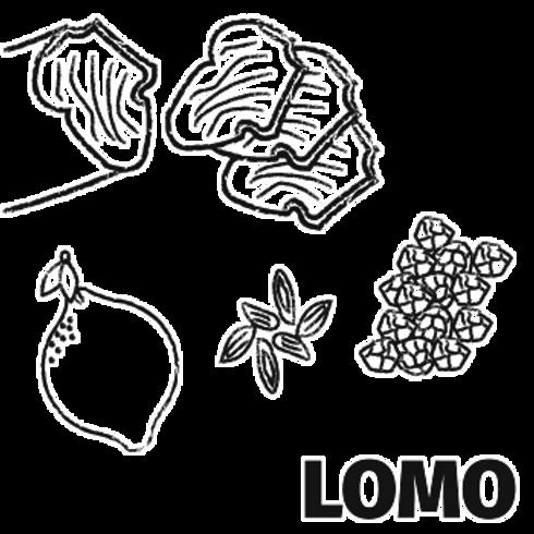 Lemon, Fennel Seed, & Black Pepper Corn Lomo (75g)