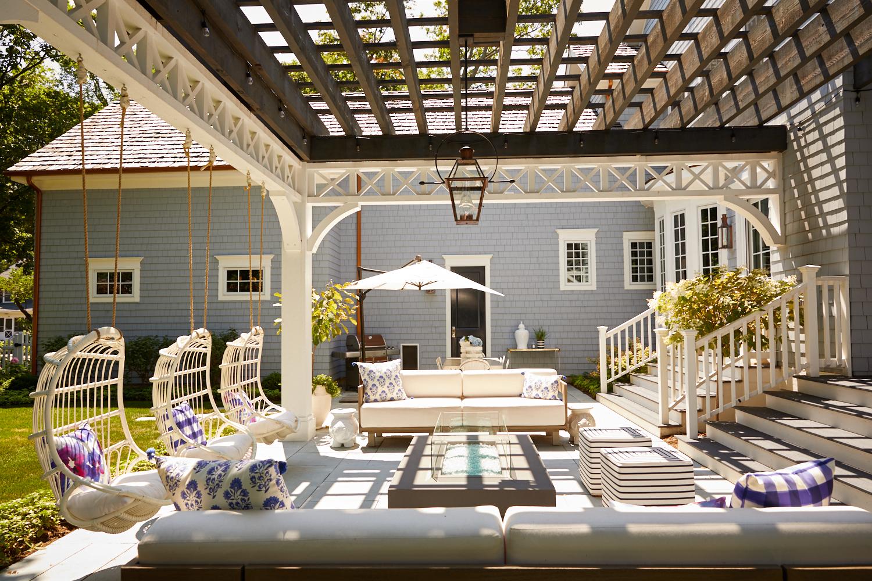 Pergola and patio Wheaton