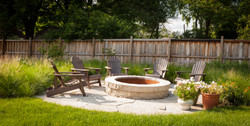 Fire pit Hinsdale